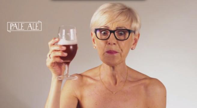 vídeo GECAN cerveja