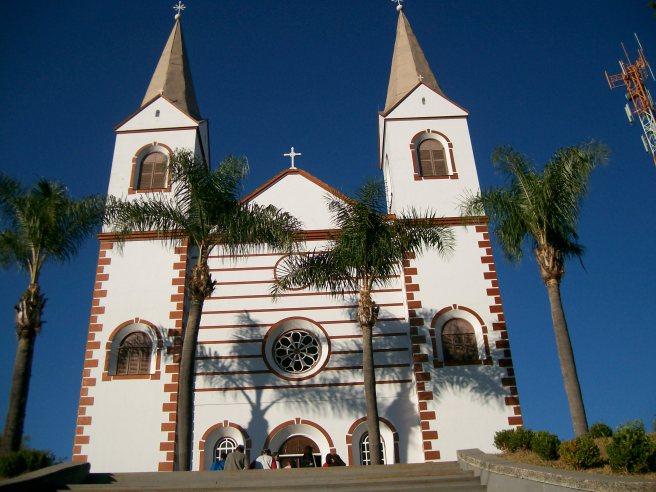 igreja treze tílias