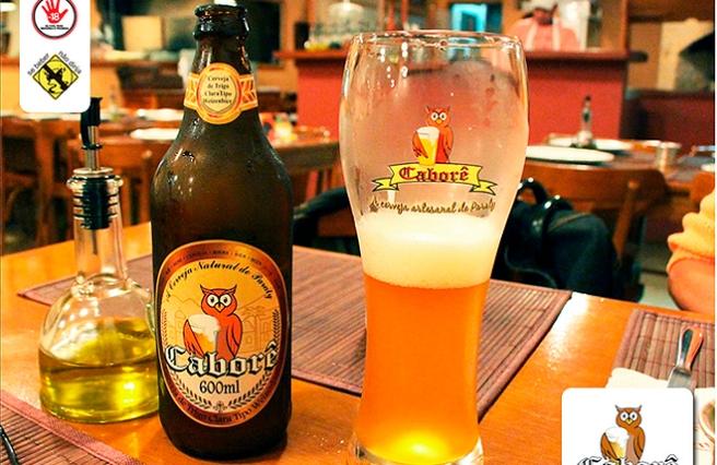 cerveja caborê