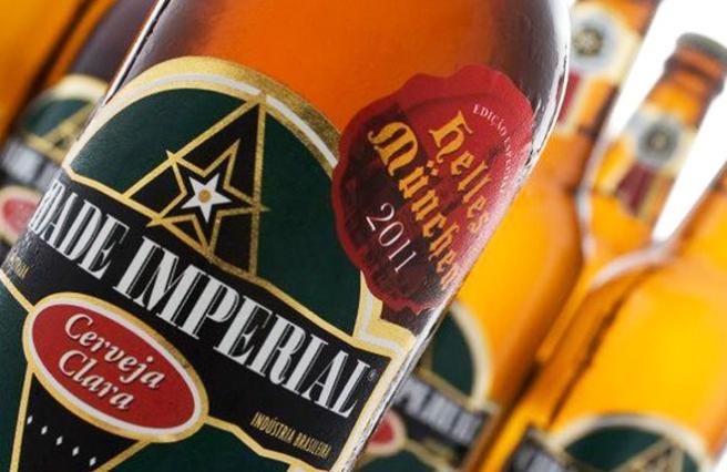 cerveja cidade imperial