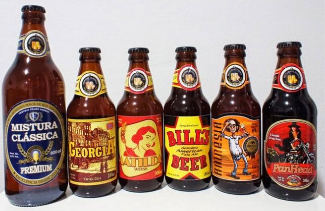 cerveja mistura clássica