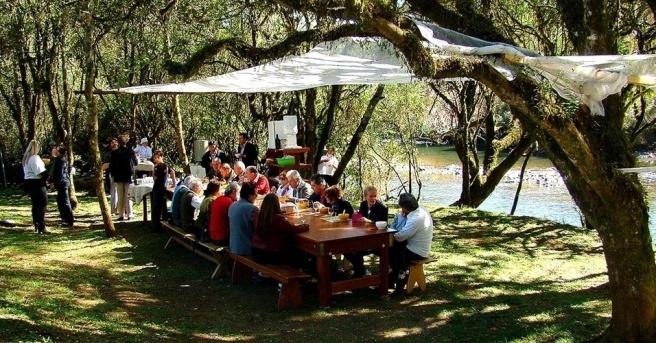 turismo em vinícolas